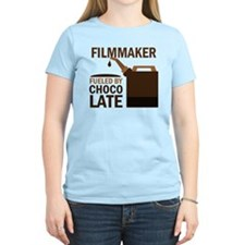 Filmmaker Fueled by chocolat T-Shirt