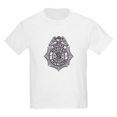 Wisconsin State Patrol Kids Light T-Shirt