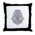 Wisconsin State Patrol Throw Pillow