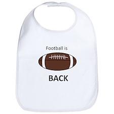 Football Is Back Bib