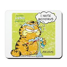I Hate Mondays Mousepad