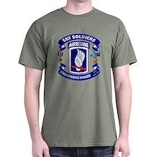 173rd Infantry Logo T-Shirt