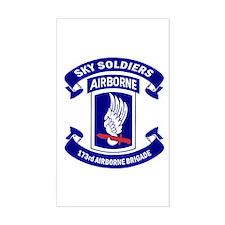 Offical 173rd Brigade Logo Decal