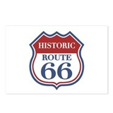 Historic Rte. 66 Postcards (Package of 8)
