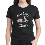 Just Gotta Scoot Lambretta Women's Dark T-Shirt