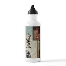 Arpad Steelpannist Water Bottle