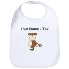 Custom Fat Monkey Bib