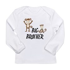Big Brother Monkeys Long Sleeve T-Shirt