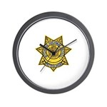Wyoming Highway Patrol Wall Clock