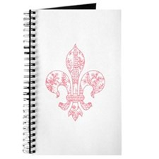 Fleur de lis Eiffel Tower 3 Journal
