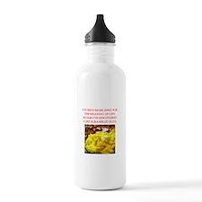 scrambled eggs Water Bottle