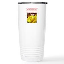 scrambled eggs Travel Mug