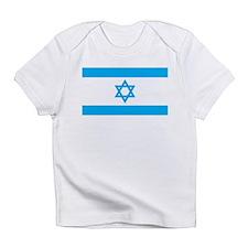 Israel Flag - Magen David Infant T-Shirt