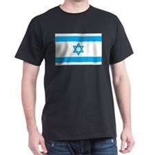 Israel Flag - Magen David T-Shirt
