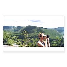 Mount Willard Summit Sticker (Rect.)