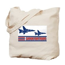 Support Our Troops IV Tote Bag