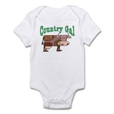 Country Gal Infant Bodysuit