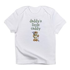 Funny Daddy's caddy Infant T-Shirt