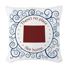 Wyoming Woven Throw Pillow