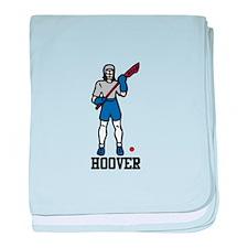 Hoover baby blanket