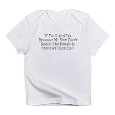 Unique Childrens race cars Infant T-Shirt