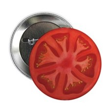 "Tomato 2.25"" Button (10 pack)"