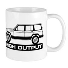 Jeep Xj High Output Mugs