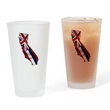a Hawaiian Cali Drinking Glass