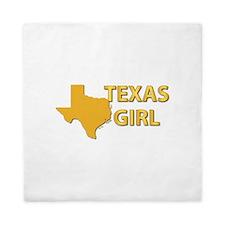 Texas Girl Queen Duvet