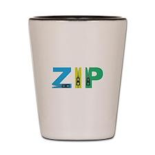 Zip Shot Glass