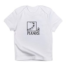 The Piano Man Infant T-Shirt