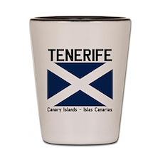 Tenerife Shot Glass