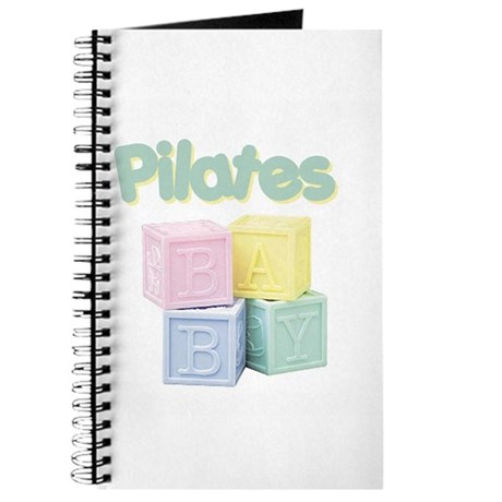 Pilates Baby Blocks Journal
