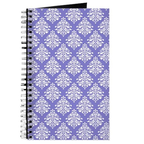 Damask Lavender Journal