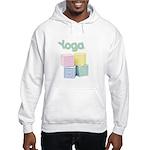 Yoga Baby Blocks Hooded Sweatshirt