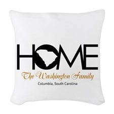 South Carolina Home Woven Throw Pillow