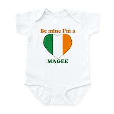 Magee, Valentine's Day Infant Bodysuit