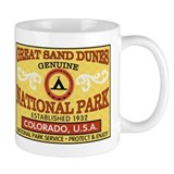Great Sand Dunes National Par Mug