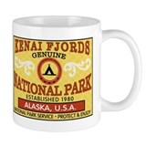 Kenai Fjords National Park (L Mug