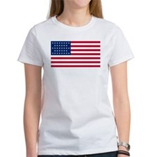 36 Star US Flag Tee