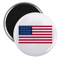 "36 Star US Flag 2.25"" Magnet (100 pack)"