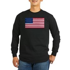 36 Star US Flag T