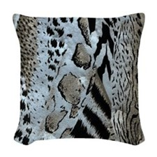 Sarfari Pattern Woven Throw Pillow
