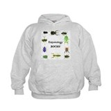 Entomology Rocks Hoodie