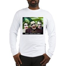 Funny Anti obama care Long Sleeve T-Shirt