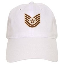 Air Force Tech Sgt Baseball Cap