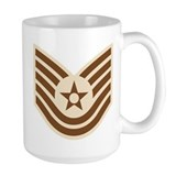 Air Force Tech Sgt Coffee Mug