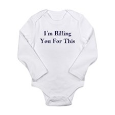 Billing Body Suit