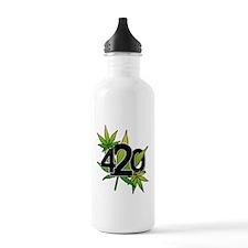420-3leaf Water Bottle