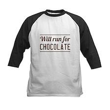 Will run for chocolate Baseball Jersey